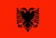 Albanië Flag