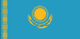 Kazachstan Flag