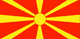 Macedonië Flag