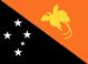 Papoea Nieuw Guinea Flag