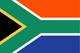 Zuid Afrika Flag